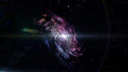 Astrónomos hallan miles de galaxias «infantiles»