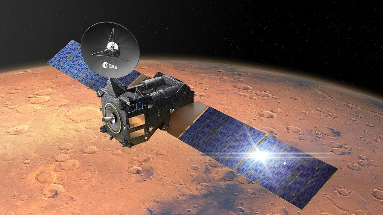Científicos creen que confirmarán si hay vida en Marte en pocos meses
