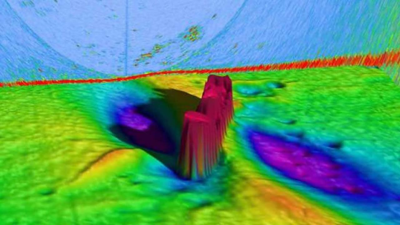 Científicos desconcertados ante misterioso naufragio hallado en Australia