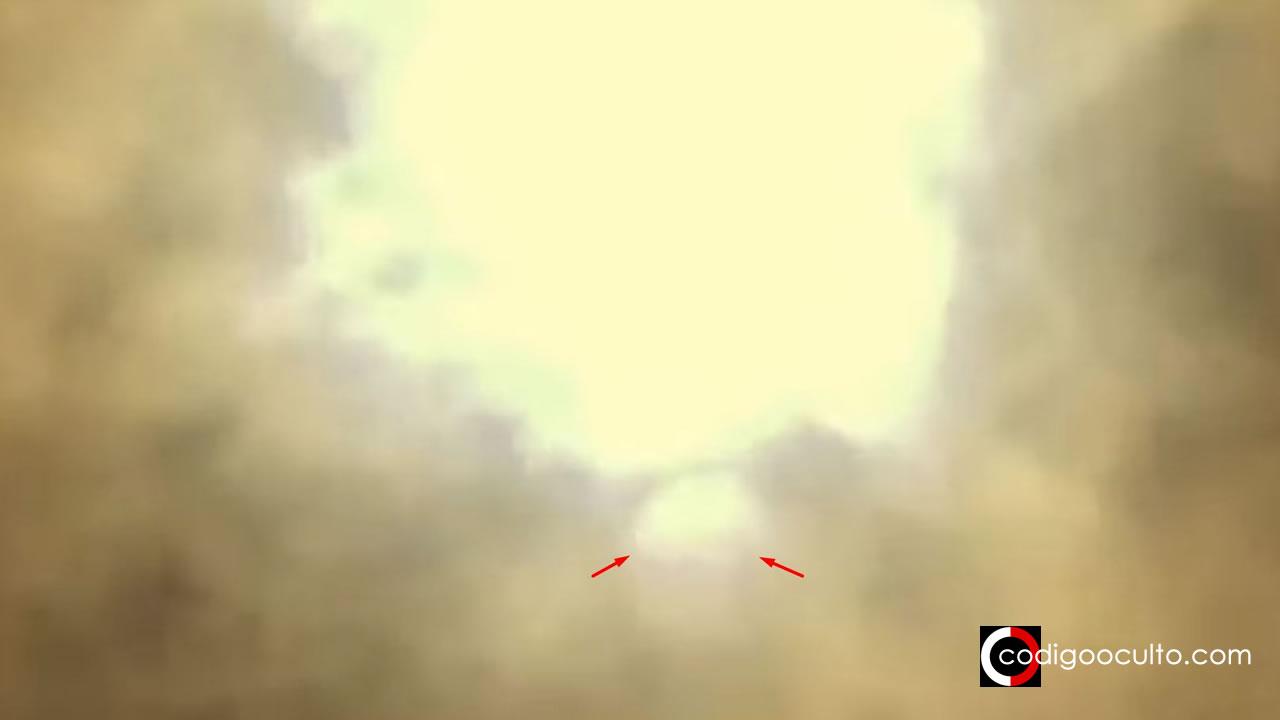 Colosal y desconocido objeto se mueve bajo el Sol