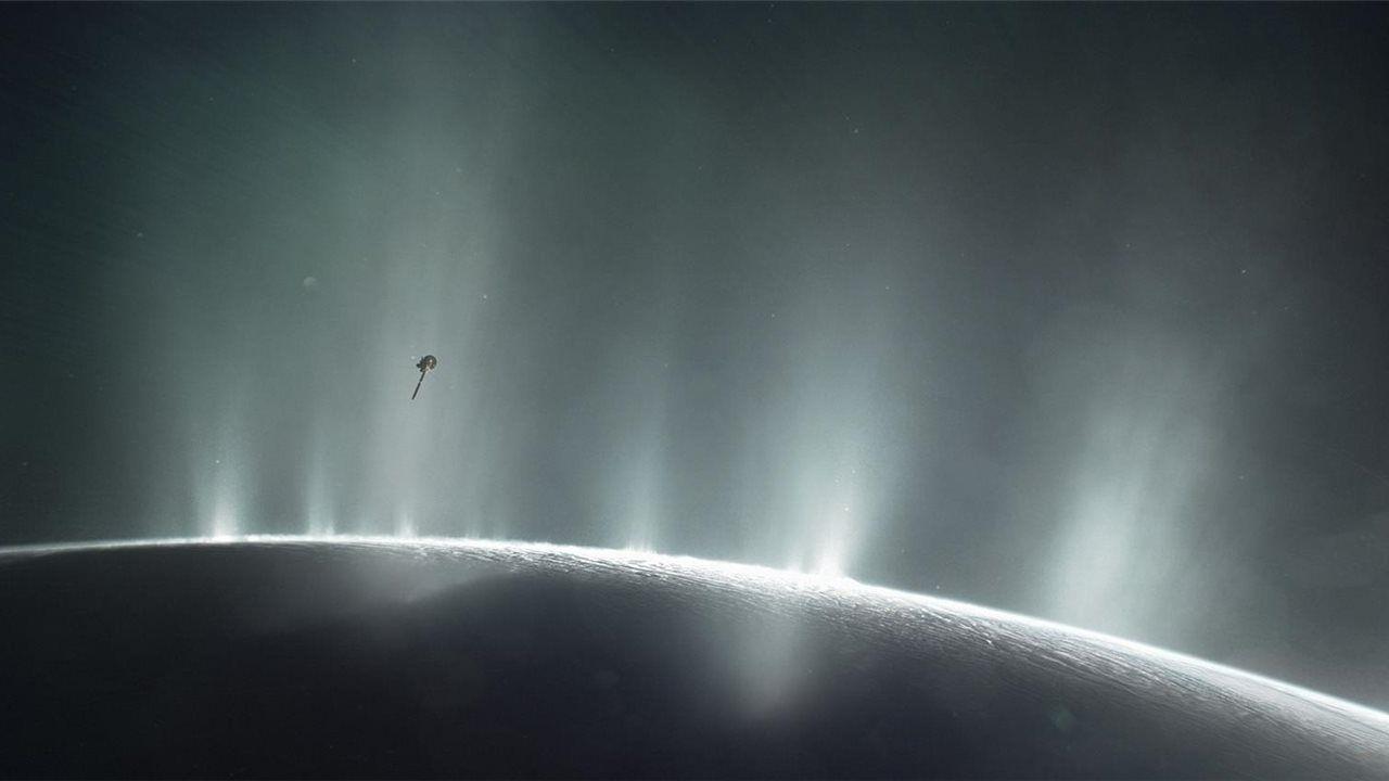 De esta manera podríamos encontrar vida extraterrestre en Encélado