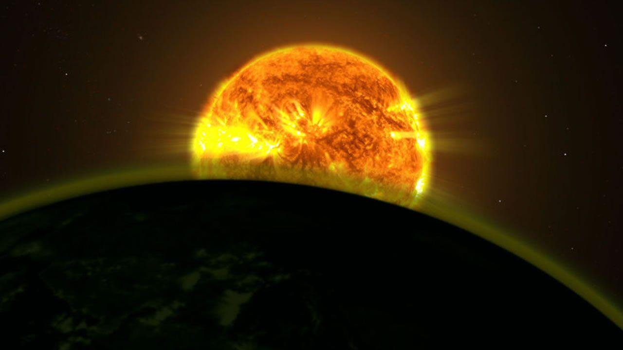 Descubren el planeta posiblemente más oscuro jamás descubierto