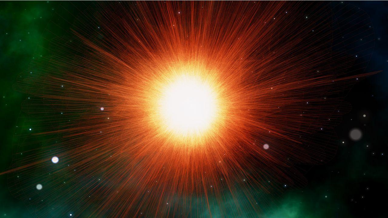 Detectan 72 explosiones gigantescas en el espacio. Astrónomos no tienen explicación