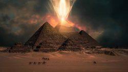 ¿Es esta la evidencia de que la Gran Pirámide fue construida por extraterrestres?