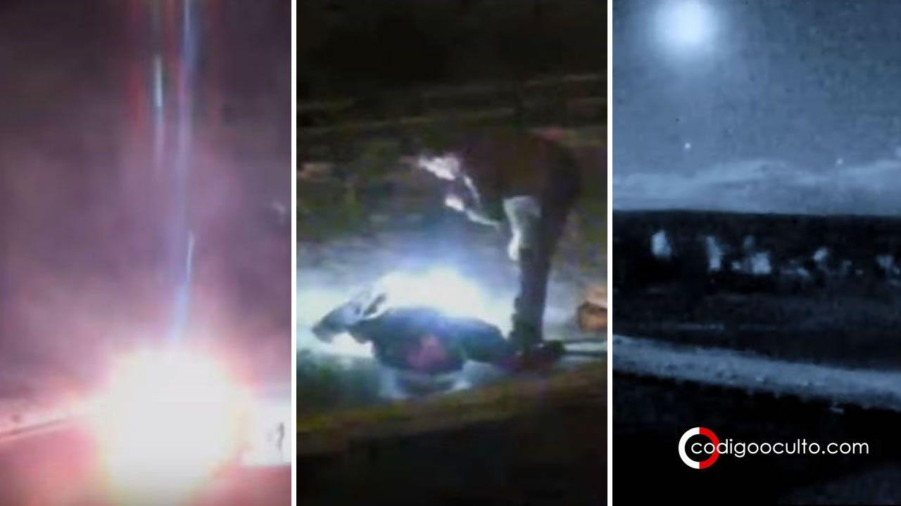 Esfera brillante «explota» en Yellowstone y aparece un cadáver ¿qué está ocurriendo?