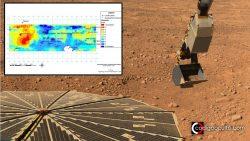 Este mapa de Marte muestra dónde los colonizadores deberán cultivar y vivir