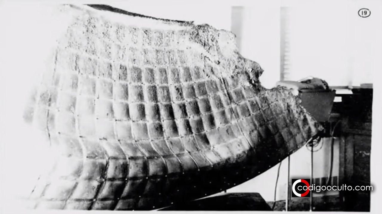 Fragmento de OVNI hallado en Canadá es auténtico
