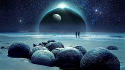 Hallan una enorme telaraña cósmica que conecta todo el Universo