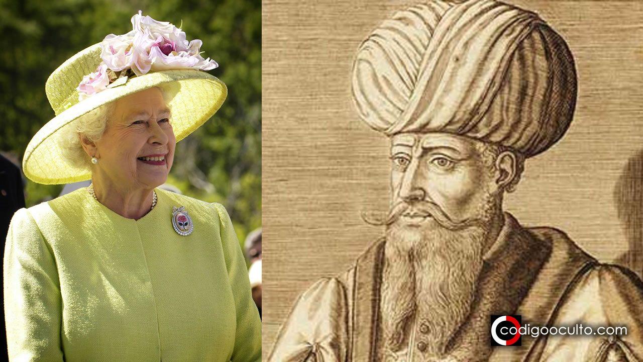 Historiadores afirman que la Reina de Inglaterra es descendiente de Mahoma