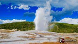 Inician preparativos de emergencia ante posible erupción de supervolcán de Yellowstone