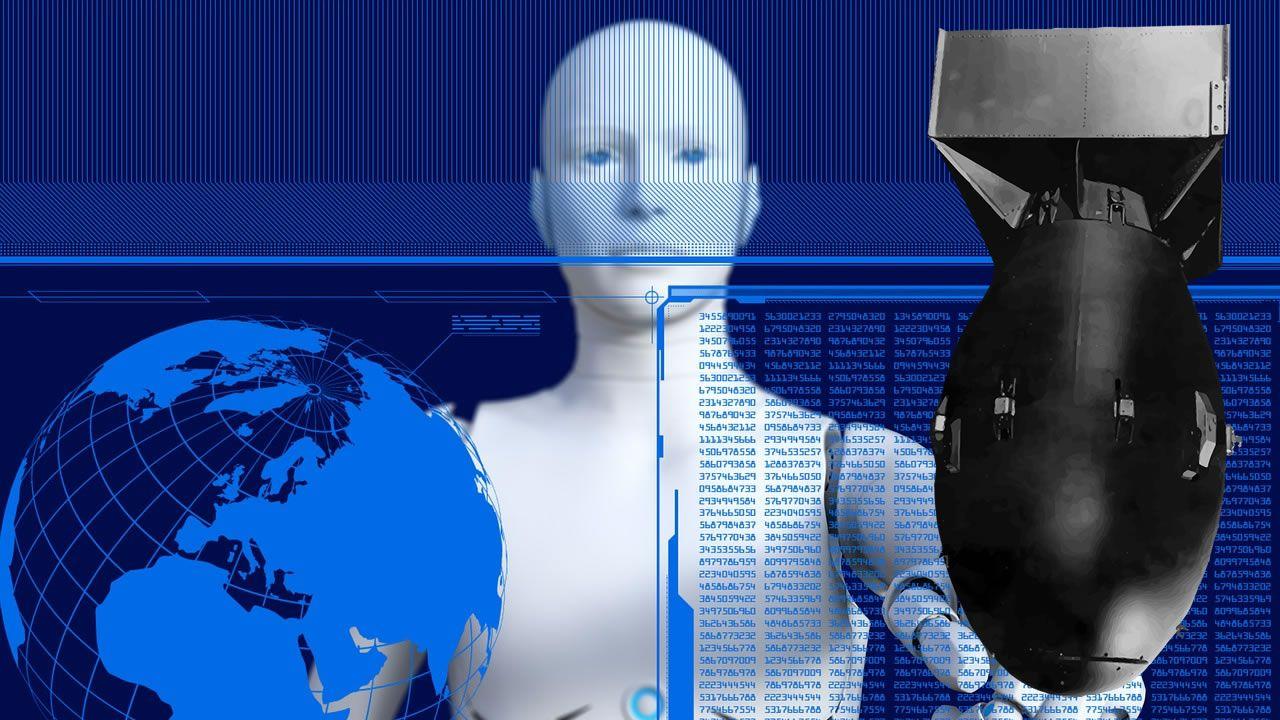 Inteligencia artificial podría iniciar una guerra nuclear en 2040