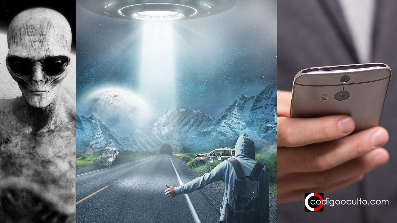 Mensajes «alienígenas» están siendo enviados en todo el mundo