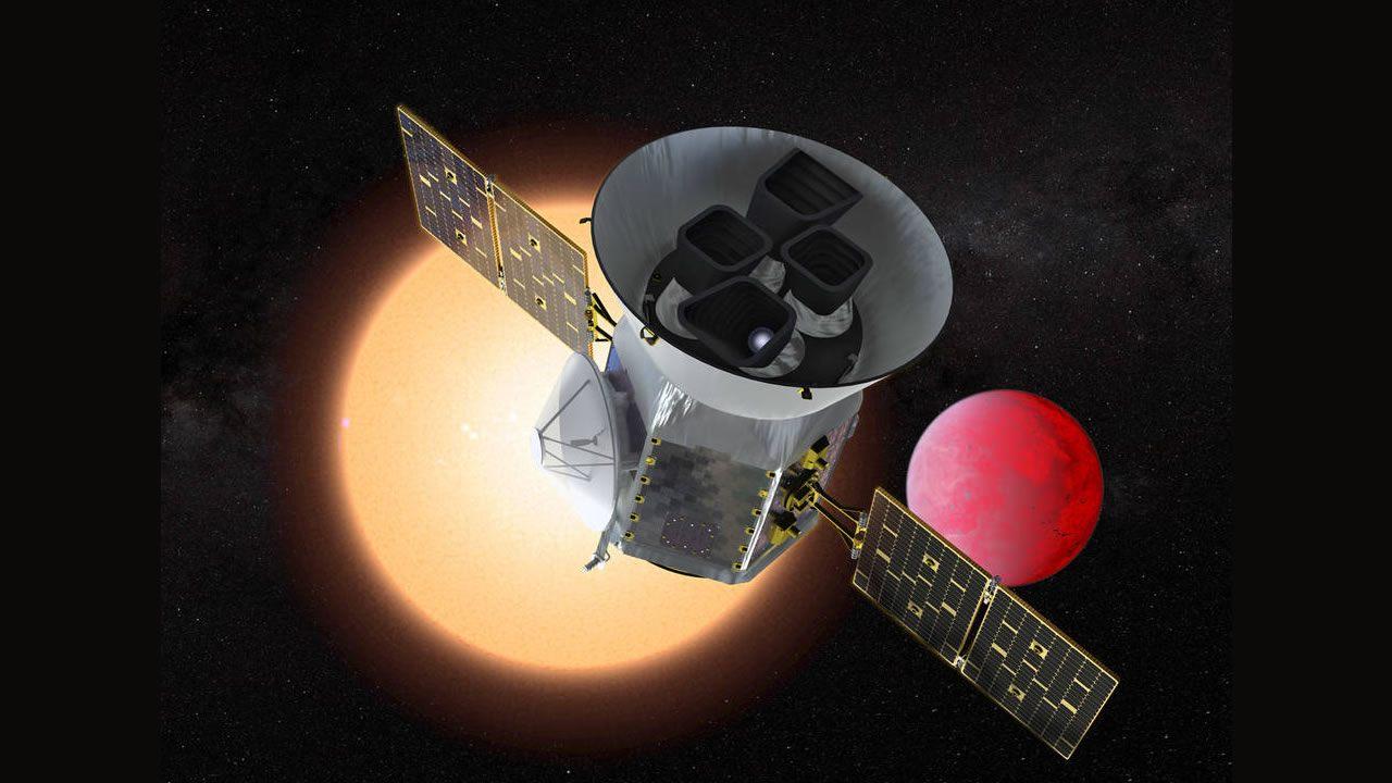 NASA está a punto de lanzar su próximo «cazador de planetas»