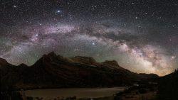 Nuestra galaxia Vía Láctea se está volviendo más grande