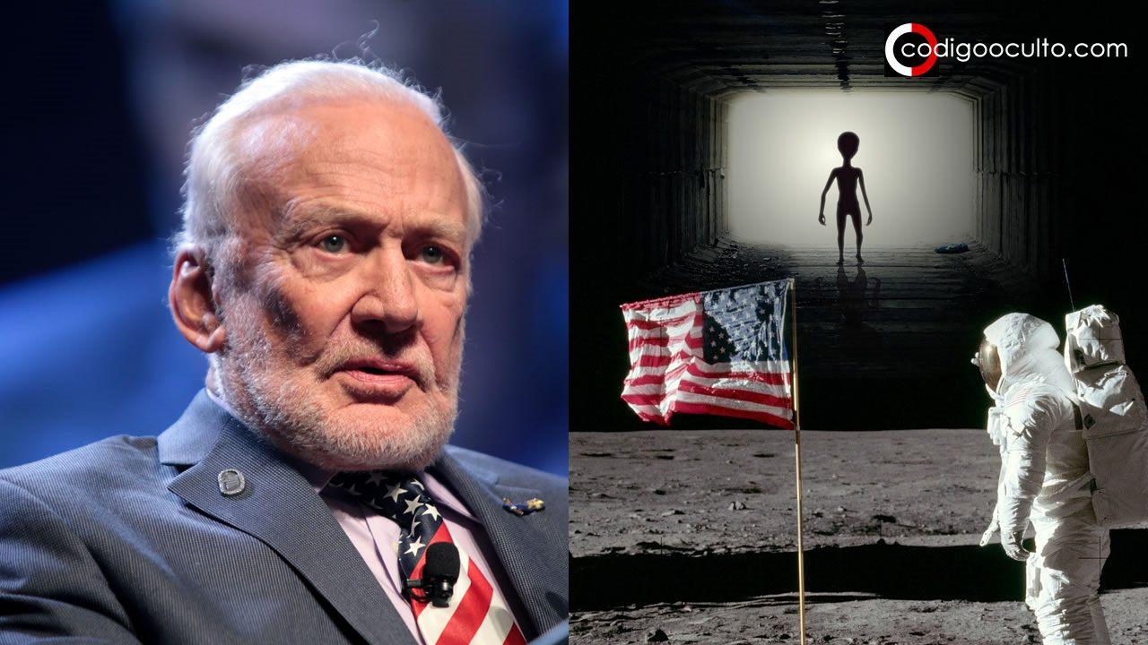 ¿Buzz Aldrin pasó un detector de mentiras al consultarle sobre extraterrestres?