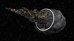 Científicos planean modificar asteroides gigantes para hacer viajes interestelares