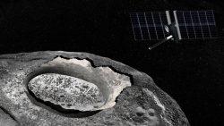¿Por qué NASA envía una nave espacial a un asteroide metálico?