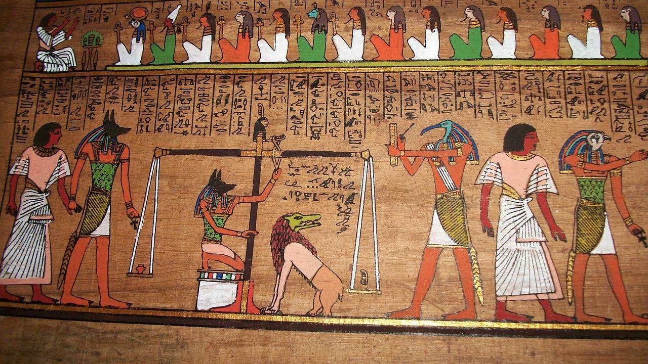Revelan papiro egipcio con historias de sacrificios humanos bíblicos