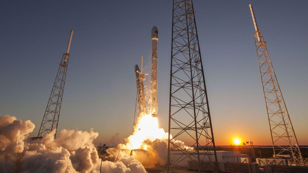 SpaceX lanzará hoy el más nuevo satélite de NASA - Míralo aquí