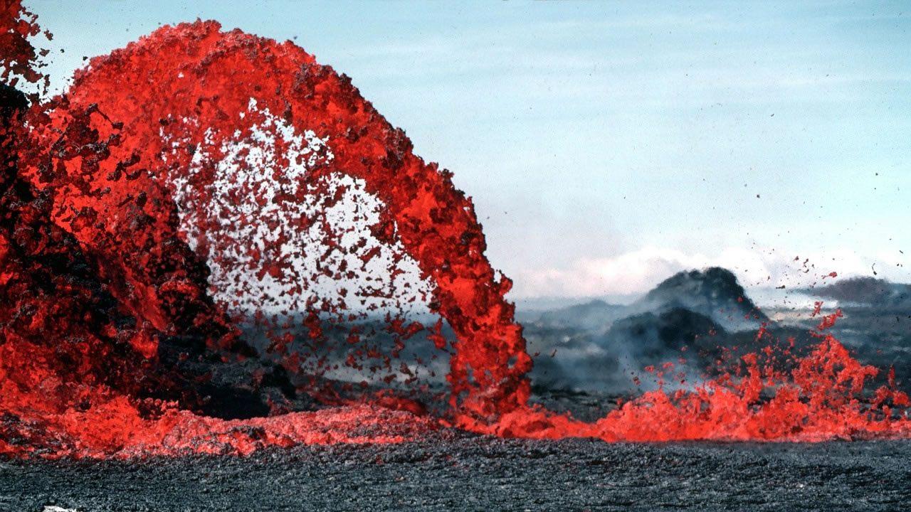 Los volcanes pueden haber iniciado la vida en la Tierra