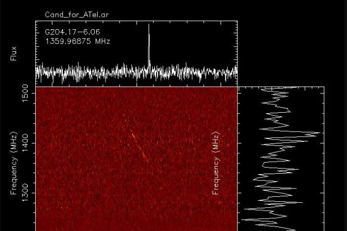 Los científicos dicen que es poco probable que los extraterrestres estén detrás de las señales raras
