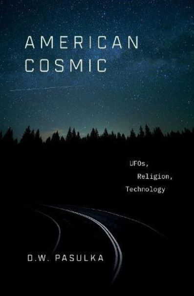 American Cosmic, libro de Diana Walsh