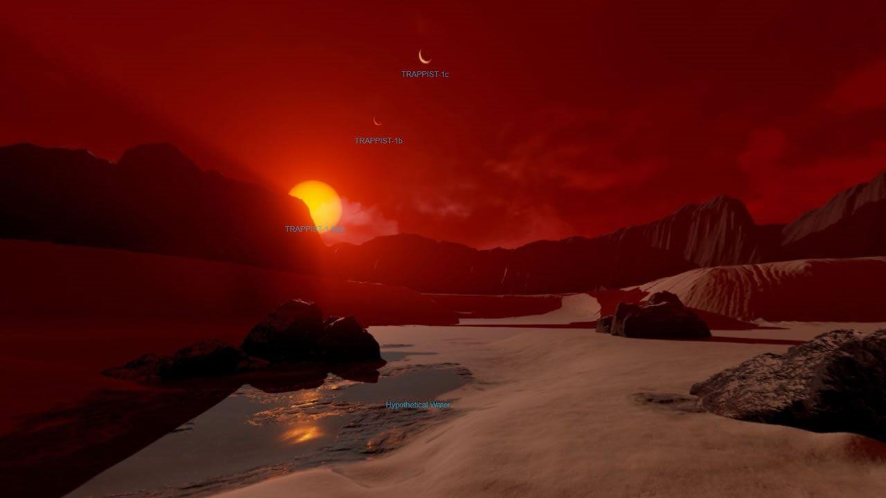 Ahora puedes visitar lejanos exoplanetas y experimentar en ellos desde tu hogar