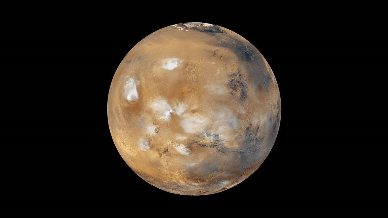 Antiguas rocas podrían contener evidencia para la vida en Marte
