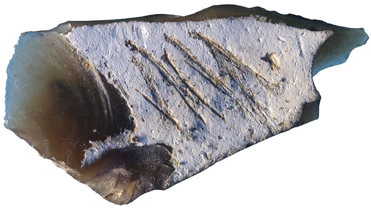 Arqueólogos encuentran un «mensaje» dejado por neandertales