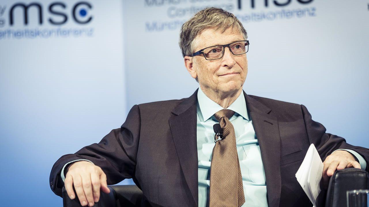 Bill Gates cree que una pandemia estaría por llegar y mataría a 30 millones de personas en 6 meses