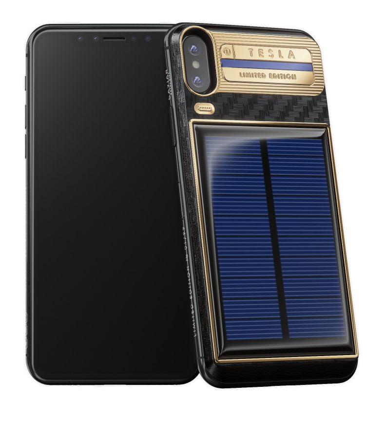Smartphone modelo Tesla