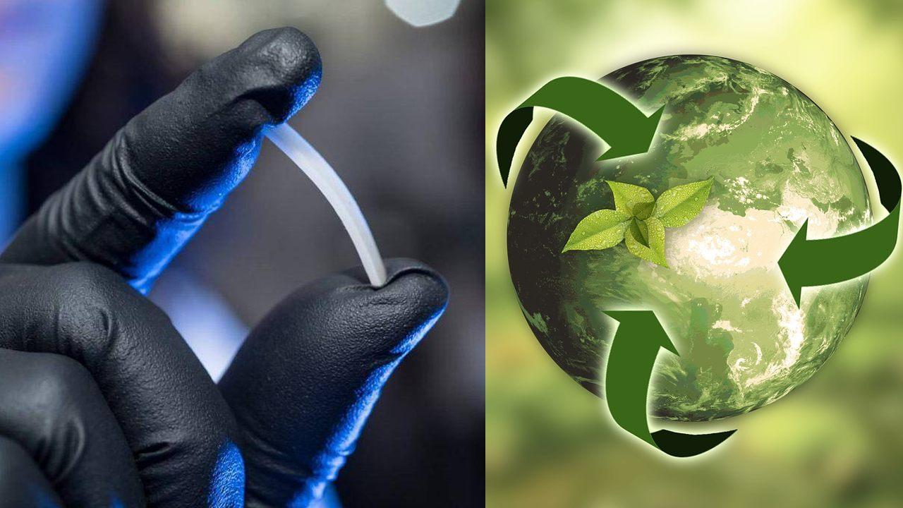 Científicos crean un plástico que se recicla «infinitamente»