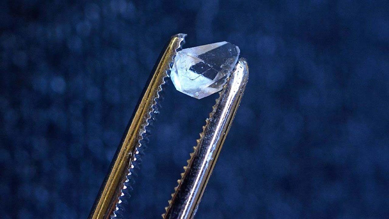 Científicos habrían hallado un cristal del tiempo en un lugar inesperado