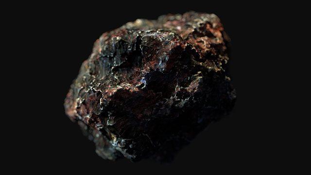 La mayoría de meteoritos que en la Tierra son metálicos, por lo que se puede determinar que la mayoría de asteroides también deben tener la misma composición