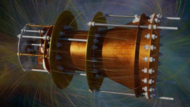 Ya se han propuesto motores de cohetes que no necesitan propulsores: esta es una ilustración del EM Drive