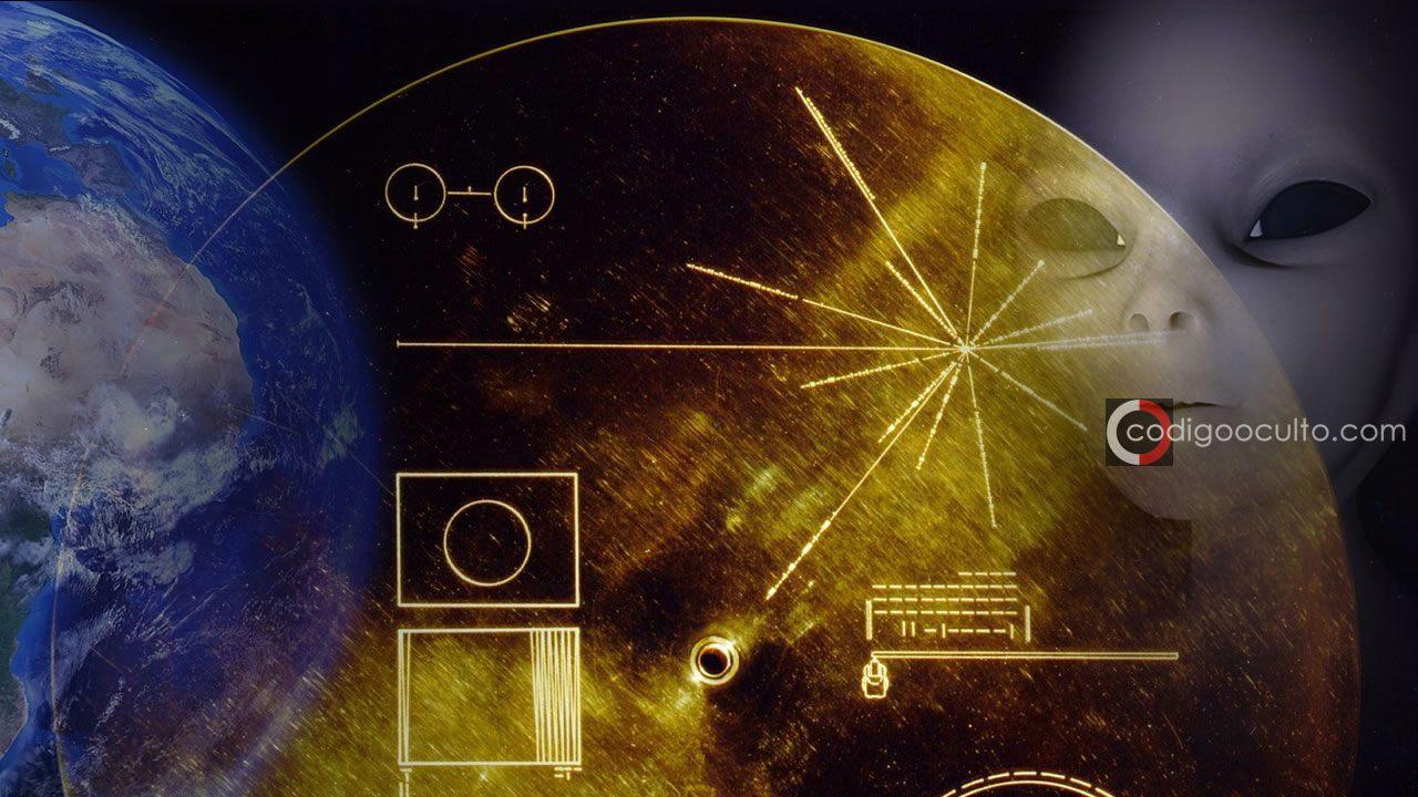 Este disco de oro de NASA podría desconcertar a la vida alienígena, dicen investigadores