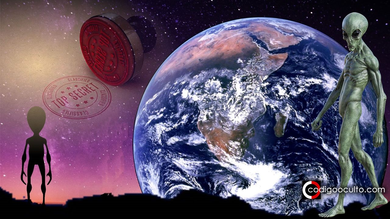 Extraterrestres y militares planean implantar una raza humanoide en la Tierra, dice investigador