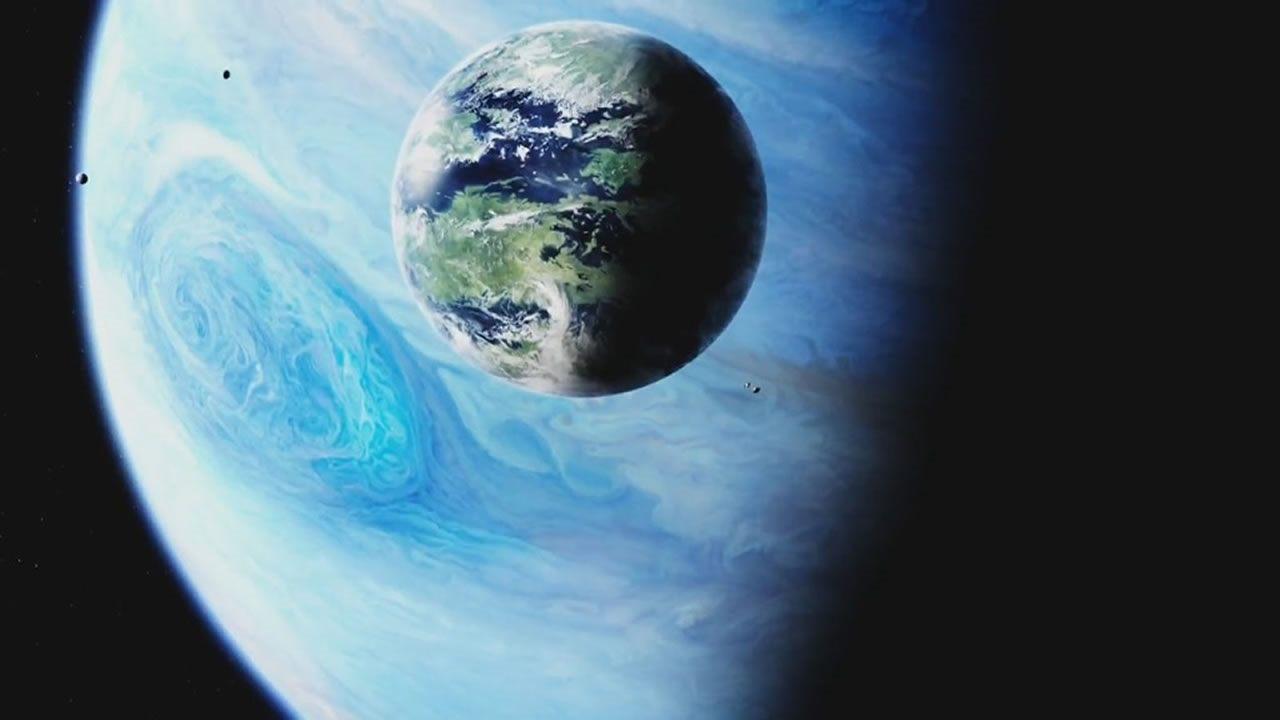 Hallan 121 planetas gigantes con posibles lunas habitables