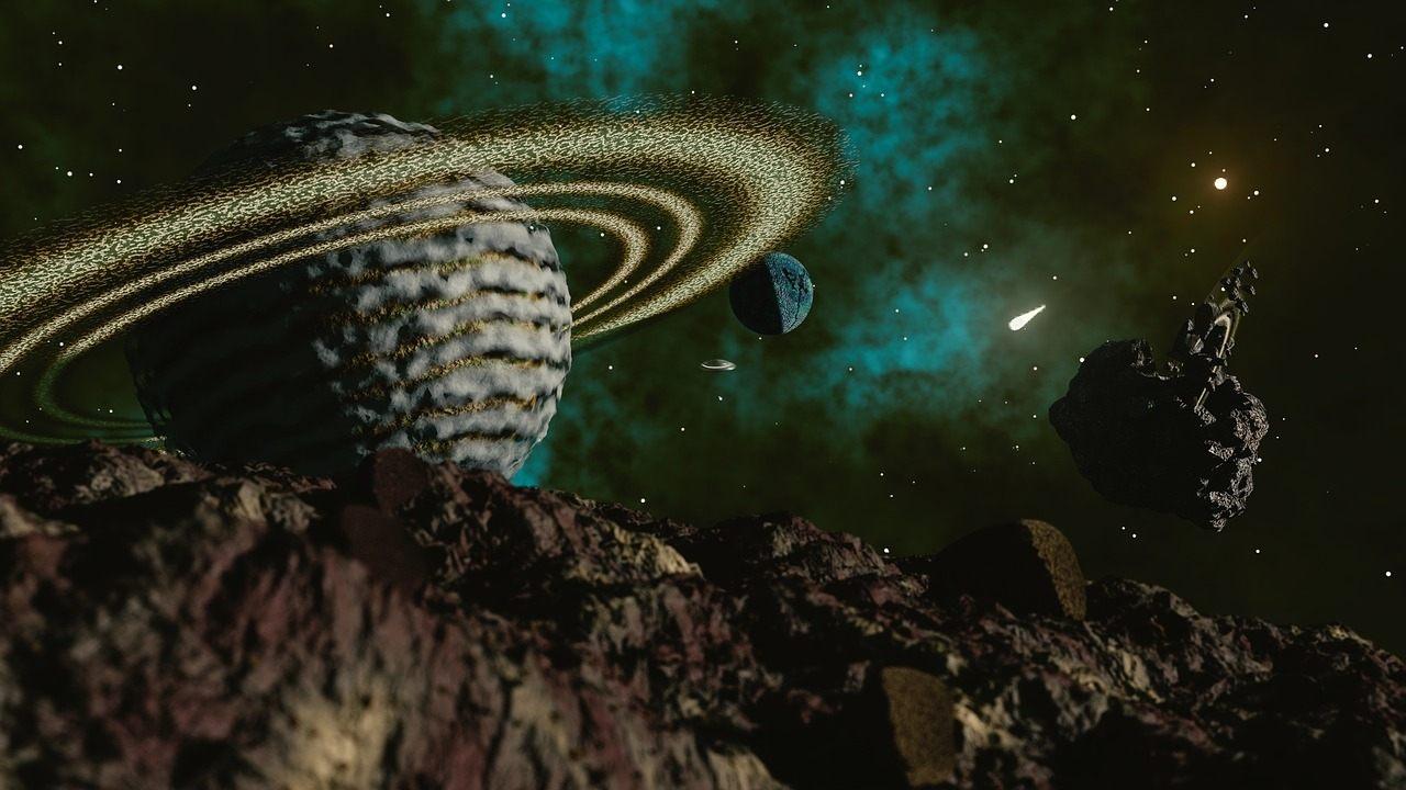 Hallan un asteroide interestelar oculto en nuestro Sistema Solar