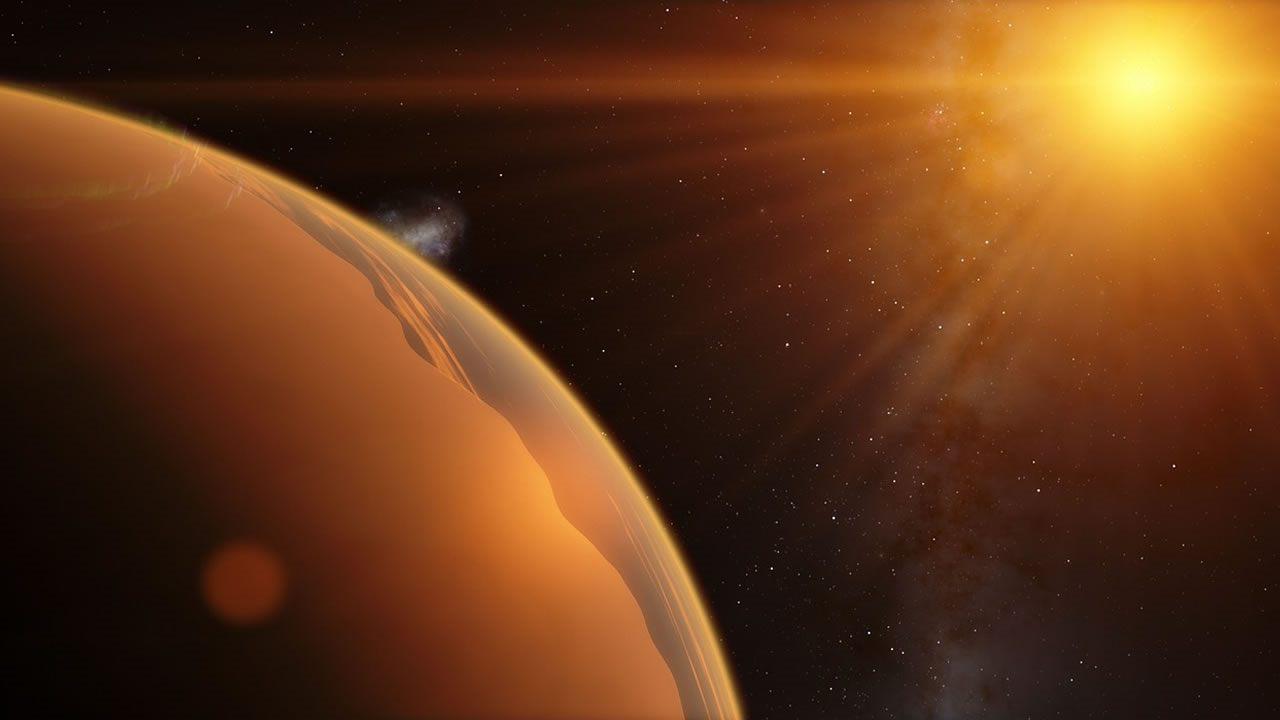 Inclinación en eje de planetas alienígenas podría acabar con la vida