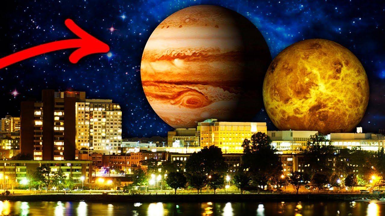 Júpiter y Venus están modificando el clima de la Tierra