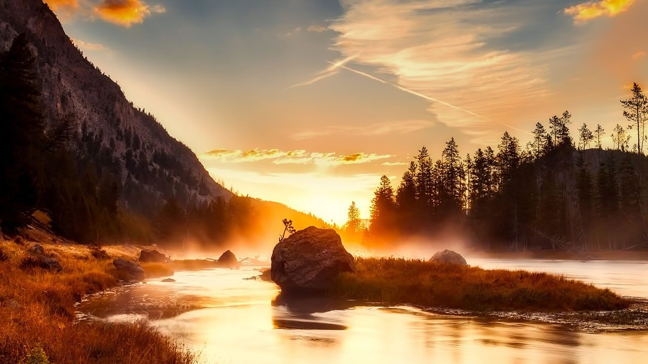 Microbios hallados en Yellowstone pueden ser las formas de vida más antiguas