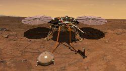 NASA ha lanzado la nave InSight para ver cómo es Marte por dentro