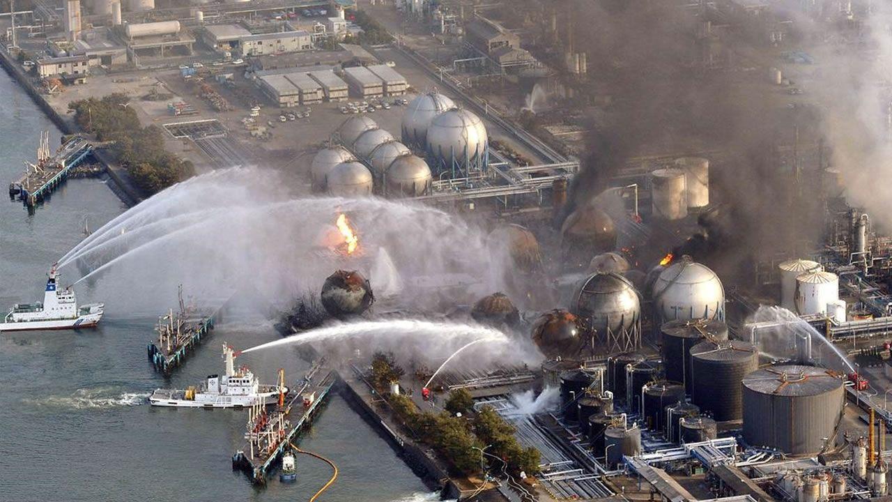 Nuevas fotografías del interior de la central nuclear de Fukushima revelan el desastre