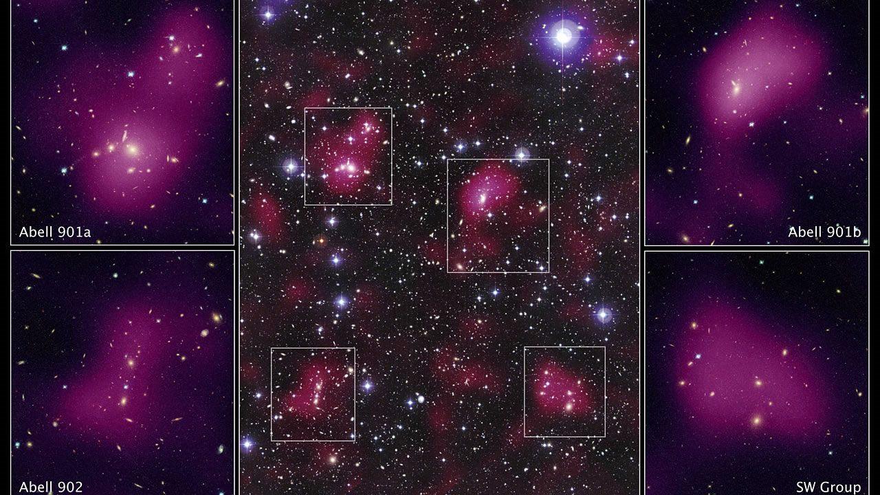 Dentro de poco tiempo podríamos detectar la materia oscura