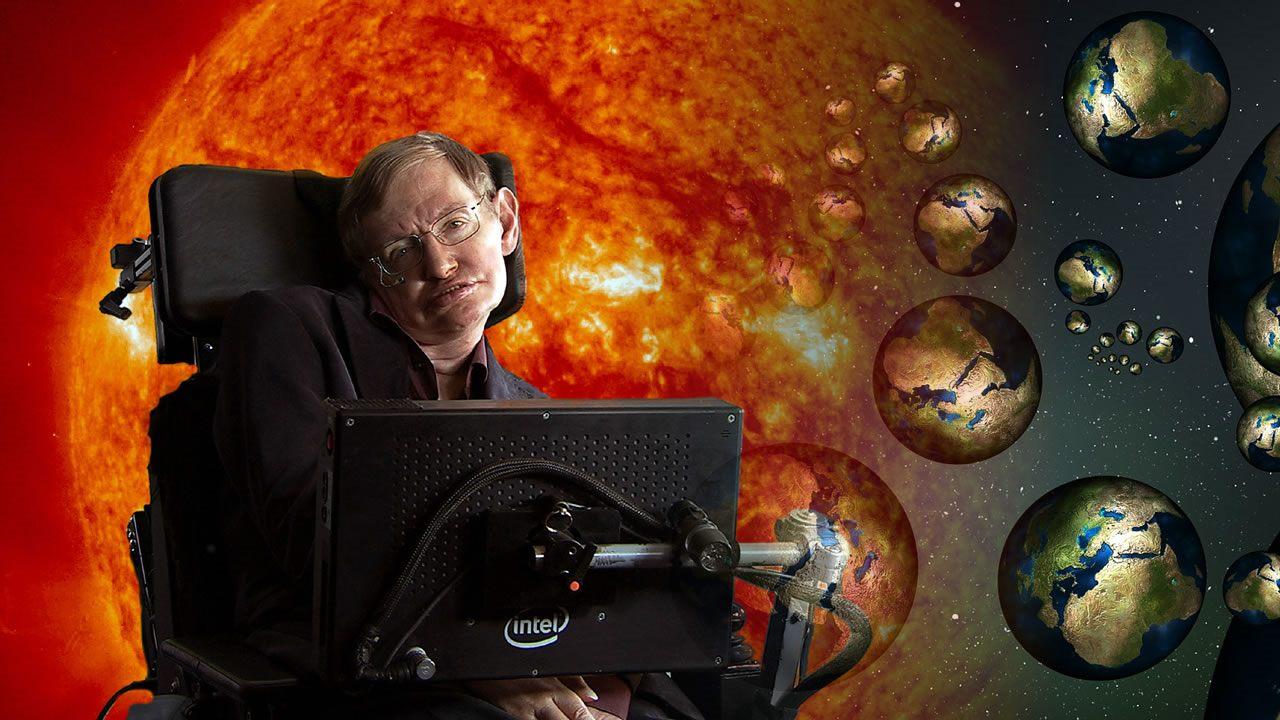Publican última teoría de Stephen Hawking sobre nuestro Universo, y es extraordinaria