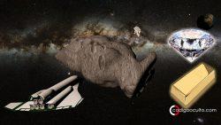 ¿Quieres ser Trillonario? Científicos revelan cómo minar asteroides