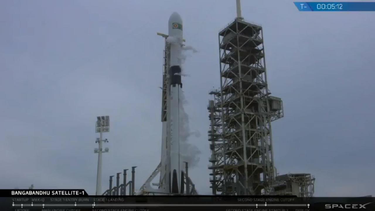 Ver el lanzamiento de la versión definitiva del Falcon 9