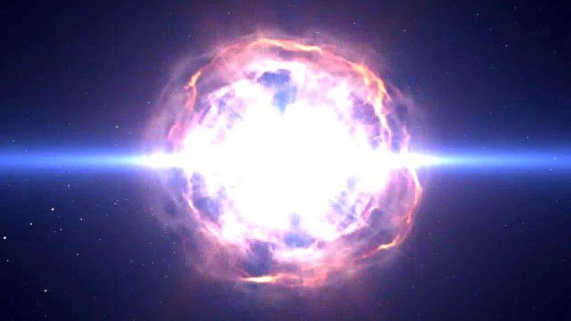 Detectan un intenso estallido ocurrido en una galaxia cercana... ¿tecnología alienígena?