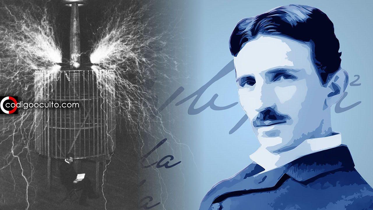 Todos los misterios de Nikola Tesla - Su vida completa de principio a fin